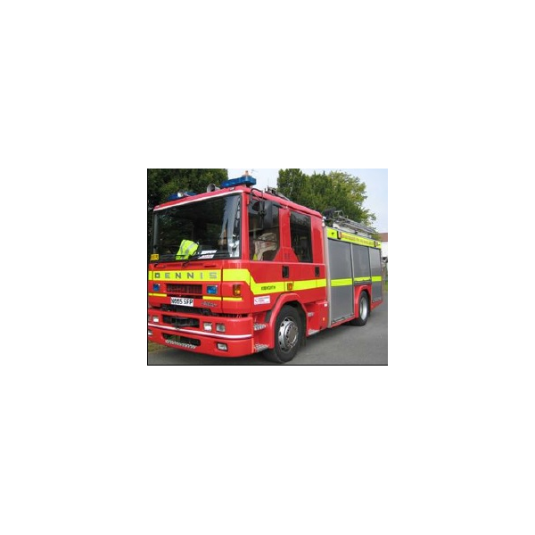The proposed cuts will axe 11 out of Leicestershire's 30 Fire Engines.