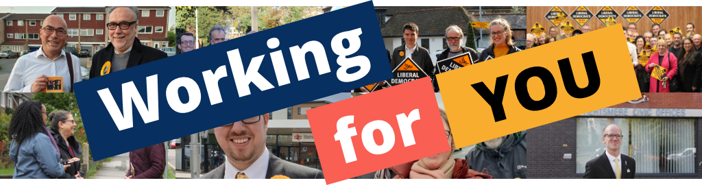 Hertsmere Liberal Democrats Working For You