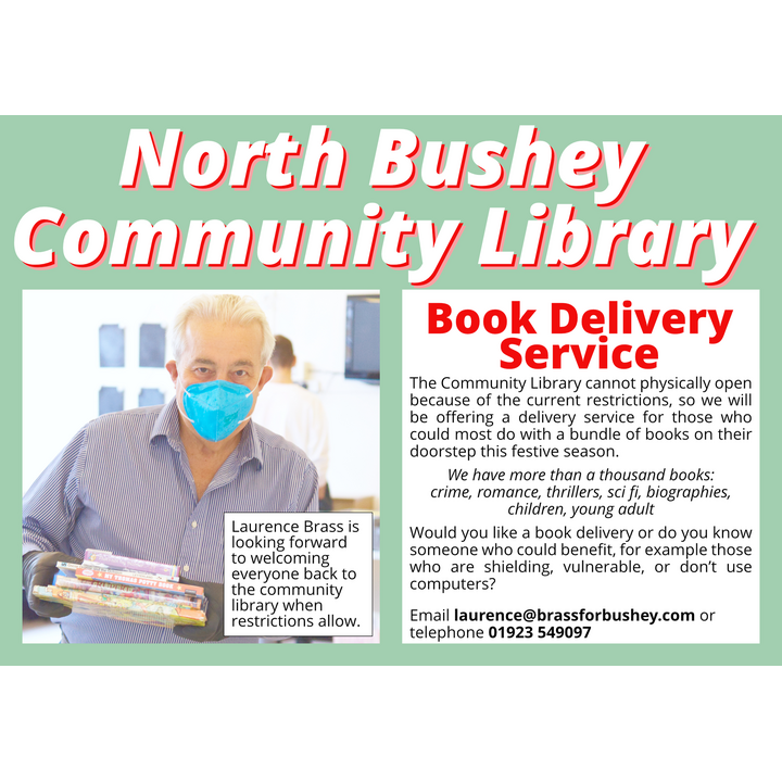 Community Library Delivery Service