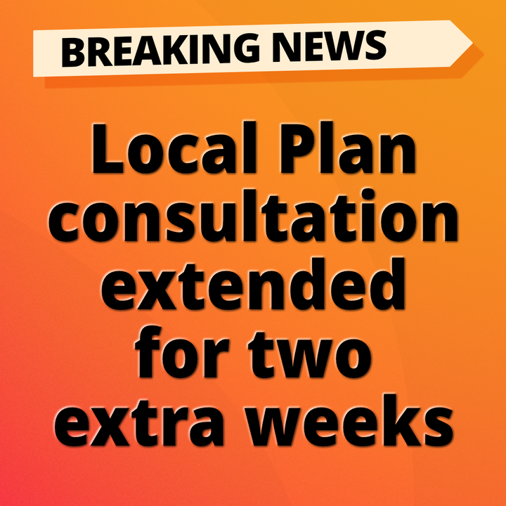 Consultation extended for two extra weeks graphic